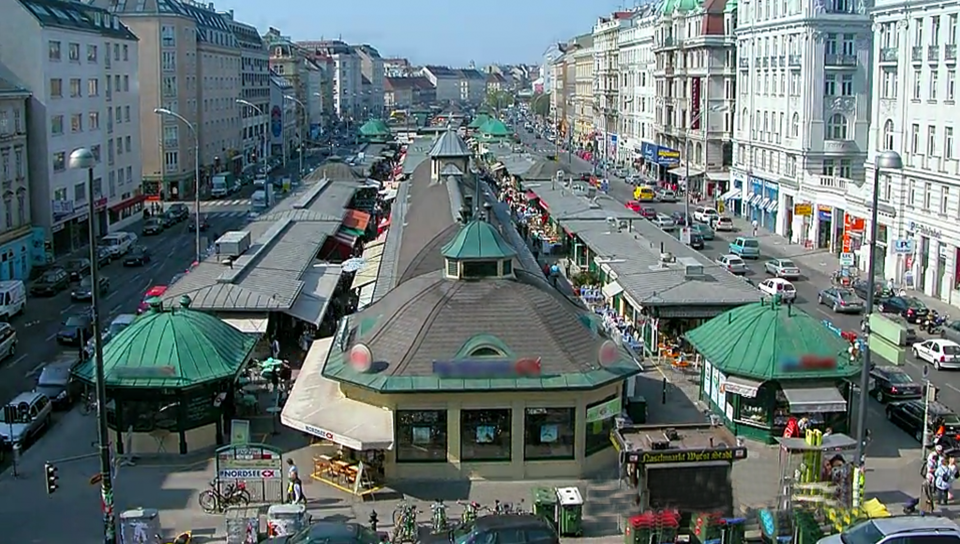 The Naschmarkt Vienna 171 Professional Time Lapses By Miralf